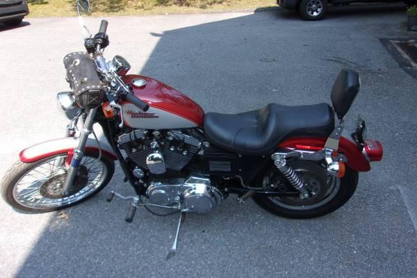 Photo 1999 Harley Davidson 1200 Sportster - $4,200 (Dover PA)
