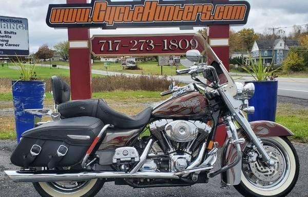Photo 2004 Harley Road King Classic FLHRCI - $8,495 (Haldeman Auto)