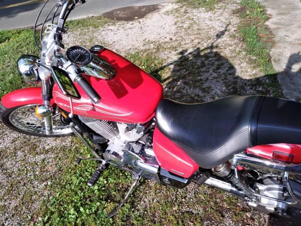 Photo 2007 Honda Shadow - $2,800 (New Oxford)