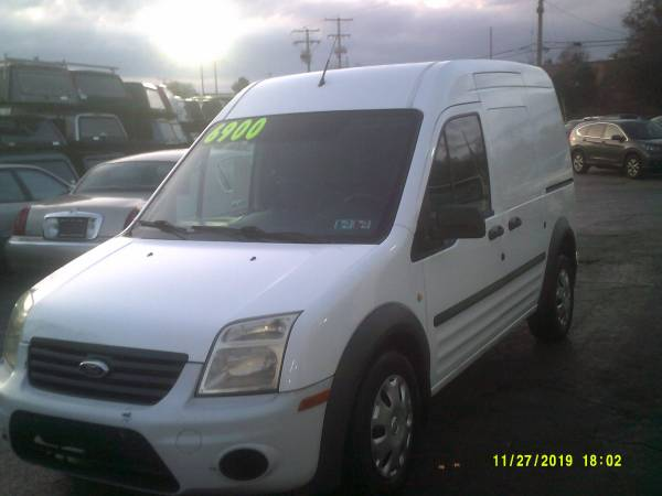 Photo 2010 Ford Transit , Connect - $6500 (York , Pa)