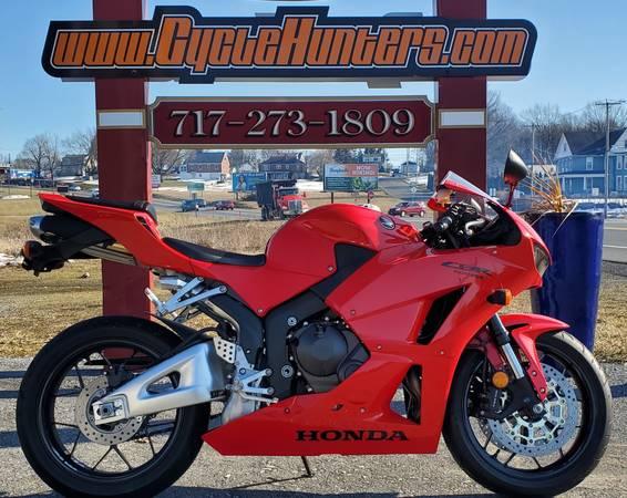 Photo 2013 Honda CBR 600rr  Low Miles - $8,495 (Haldeman Auto)