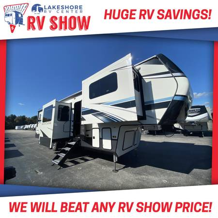 Photo 2021 Montana 3762BP 5th Wheel RV - CALL (231)638-7750 FOR SALE PRICING - $72,120