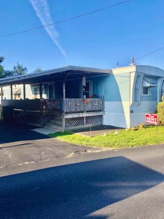 Photo 2 BD 2 BA Mobile Home(Lot A-6) Shed, Central AC, WD  Carport (Dover)