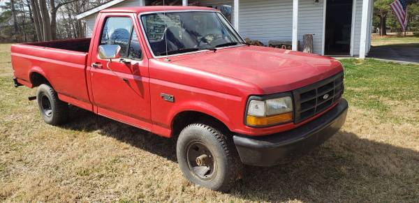 Photo 96 F150 Inspected reduced price - $2000 (Glen Rock)