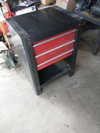 Photo Craftsman 3-Drawer Metal Cabinet - $75 (york)