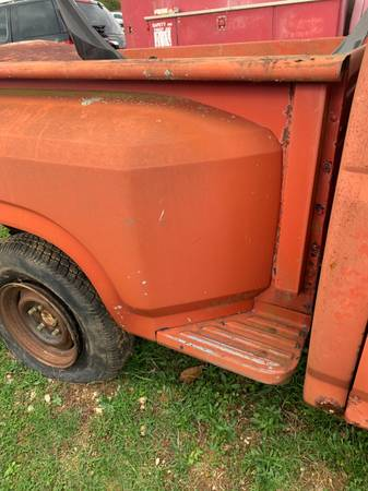 Photo Ford Flareside Bed 73-86 - $800 (Spring Grove)