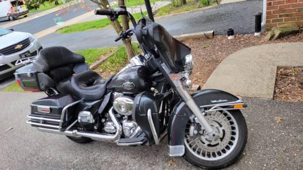 Photo Harley Davidson 2009 Ultra Classic - $9,750 (York, PA)