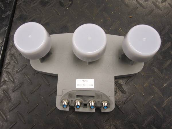 Photo New DISH Network 1000.2 West Arc LNBF for Satellites 110 119 129 LN - $20 (Dallastown)