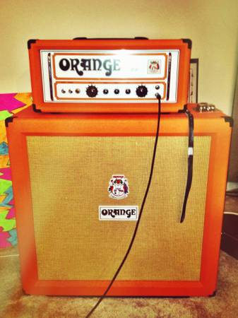 Photo Orange AD-30 Halfstack - $1,750 (East York)
