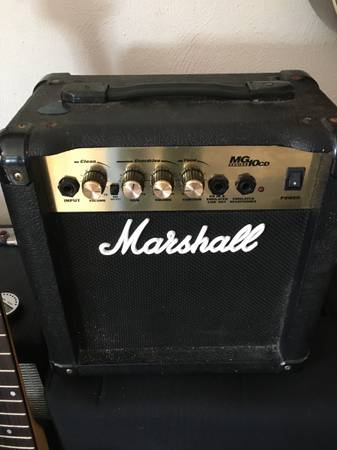Photo Peavey, Ibanez, Marshall - $150 (Red Lion Pa)