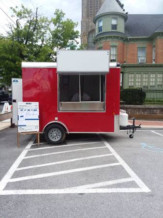 Photo Stand King Food concession trailer - $7000 (Red Lion, PA)