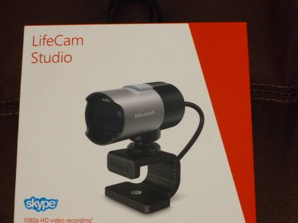 Photo Studio camera - Microsoft Life Cam - $50 (York)