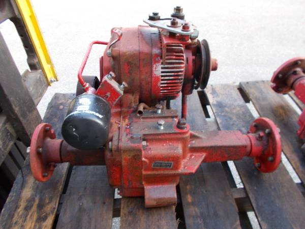 Photo Toro Wheel Horse Transmissions Gear Drive Hydro - $150 (malvern)