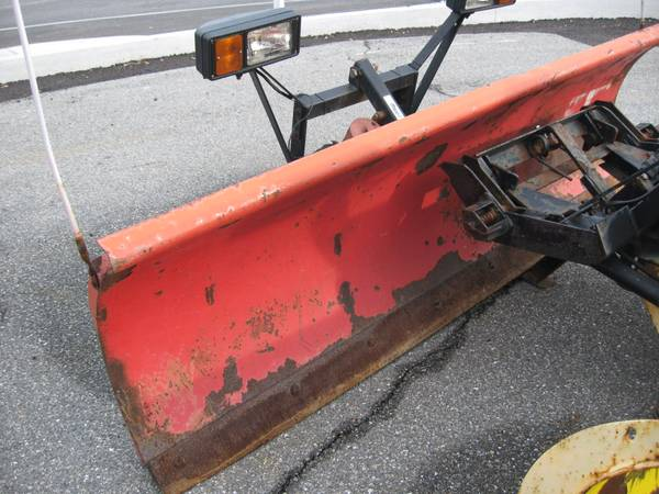Photo Used Western snow plow fits 2012 Dodge 34 - $1995 (York , Pa)