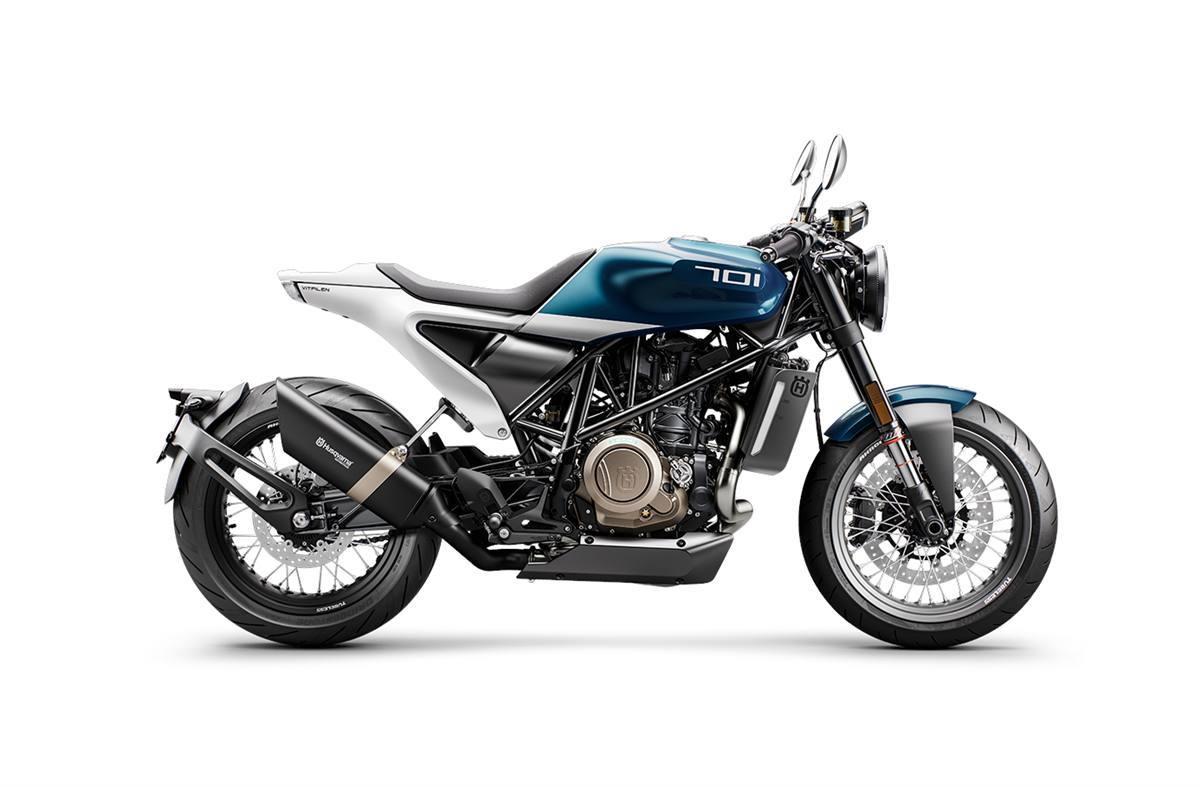 Photo 2020 Husqvarna Motorcycles VITPILEN 701 $9499