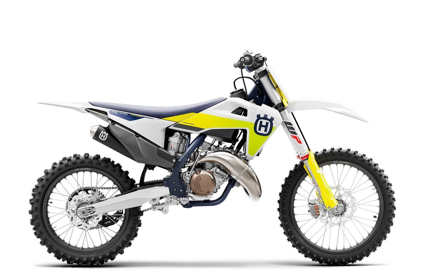 Photo 2021 Husqvarna Motorcycles TC 125 $7499