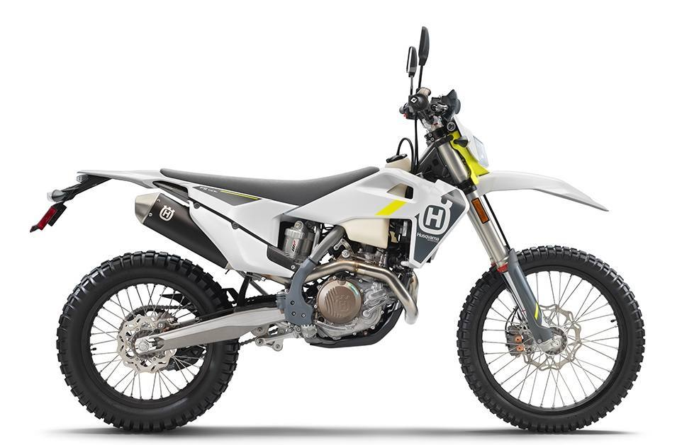 Photo 2022 Husqvarna Motorcycles Dual Sport Motorcycle  $11899