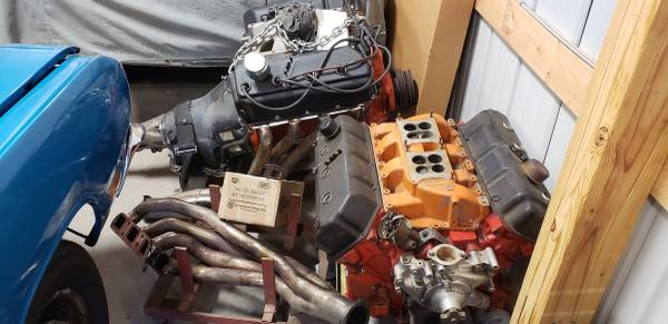 Photo complete turnkey 426 Hemi and trans - $19500 (York,Pa)