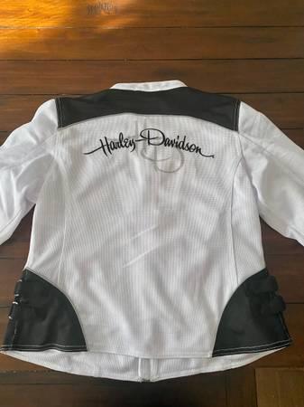 Photo harley davidson womens mesh riding jacket - $40 (Dover)