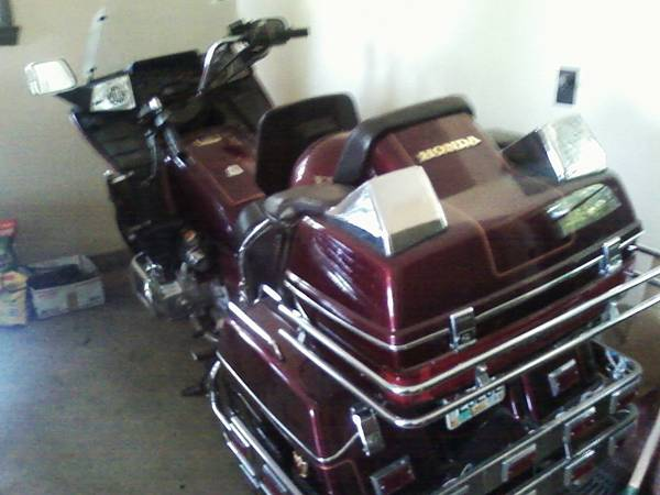 Photo 1985 Honda Goldwing 1200 - $2,800 (Hermitage)