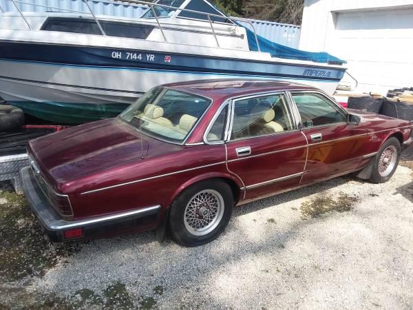 Photo 1990 Jaguar Vanden Plas Sedan - $1,800 (W. Mecca)
