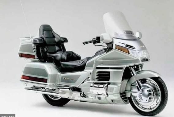 Photo 1998 Honda GoldWing SE 10,000 Miles - $2,500 (Cleveland West)