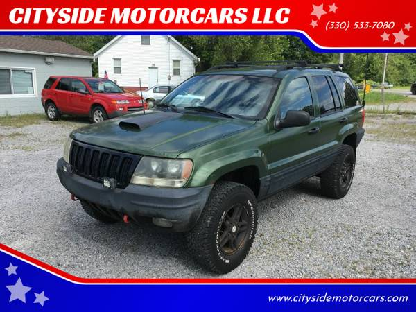 Photo 1999 Jeep Grand Cherokee (Lifted) - $2,250 (Canfield)