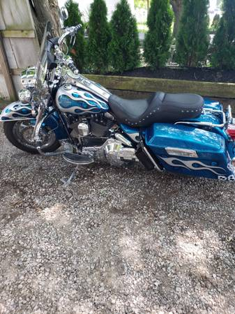 Photo 2000 Harley Davidson Rod King FLHRCI - $7,500 (Middlefield)