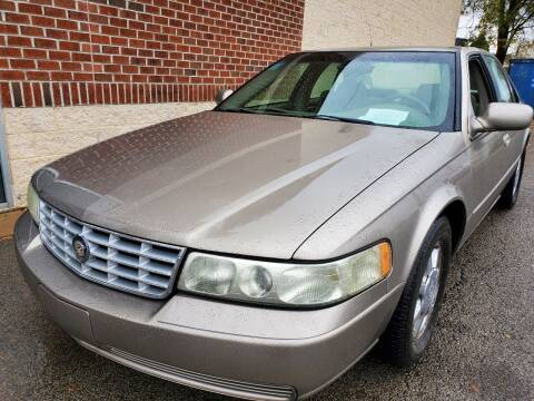 Photo 2001 Cadillac Seville - $3,450 (Youngstown)