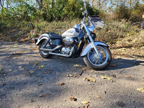 Photo 2003 Honda Shadow 750 ACE - $3,500 (Pittsburgh)