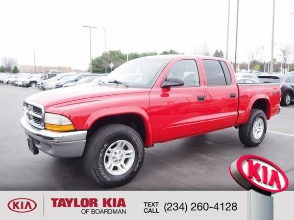 Photo 2004 Dodge Dakota SLT - $8,990 (_Dodge_ _Dakota_ _Truck_)