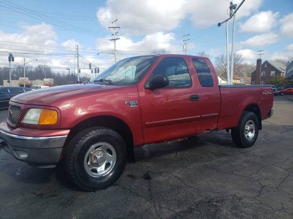 Photo 2004 Ford F-150 Heritage XLT 4dr SuperCab 4WD Styleside SB - $2200 (Market St)