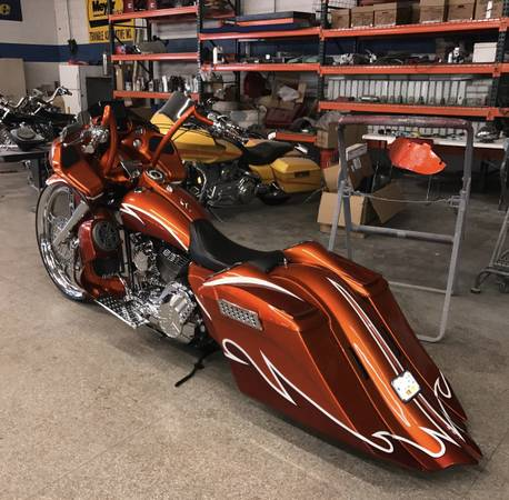 Photo 2004 Harley Davidson - $22,000 (Bedford hts ohio)