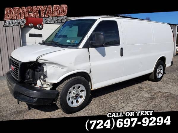Photo 2013 GMC Savana Cargo Van 1500 Regular Wheelbase Rear-Wheel Drive - $7999 (Darington)