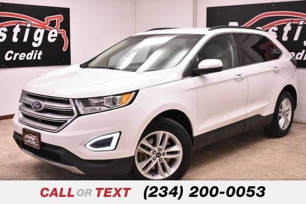 Photo 2015 Ford Edge SEL - $11,987 (1501 Vernon Odem Blvd Akron OH, 44320)