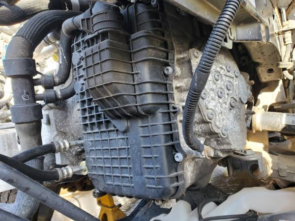 Photo 2017-2018 Jeep Cherokee Trailhawk AT, 2.4L 4WD 4.08 ratio Transmission - $550 (UNIONTOWN, OH)