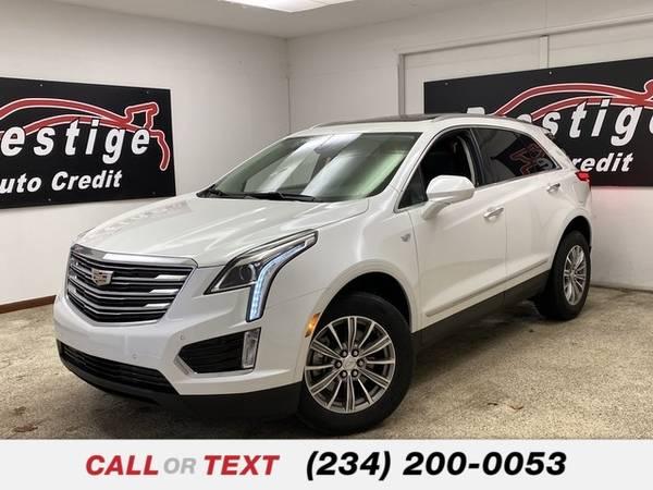 Photo 2017 Cadillac XT5 Luxury FWD - $24,952 (1501 Vernon Odem Blvd Akron OH, 44320)