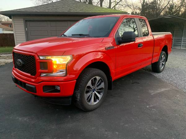Photo 2019 Ford F150 - $35,000 (Austintown)