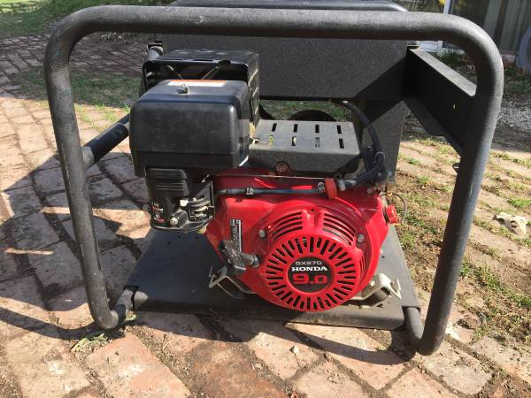 Photo 5500 North Star Pro Series Generator - $425 (Boardman)