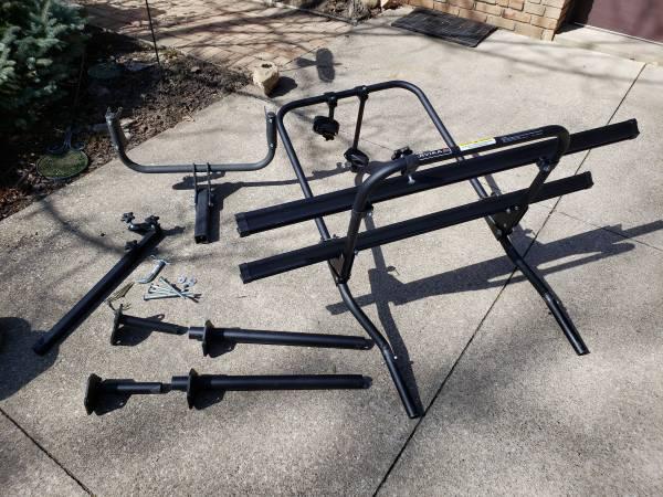 Photo Arvika Travel Trailer Bike Rack - $300 (Akron)