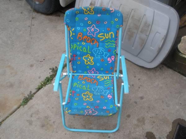 Photo BEACH CHAIR--KIDS - $5 (Youngstown)