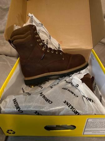 Photo Brand New In Box Carolina Ca7921 safety toe with built in metatarsal - $149 (Calcutta)