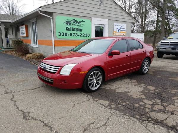 Photo Ford Fusion From Florida Not Rusty only 85k - $6900 (Rt 43  I-76 Kent Ohio)