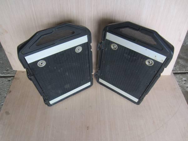 Photo Peavey Mini Monitor Speakers - $80 (North Lima OH)