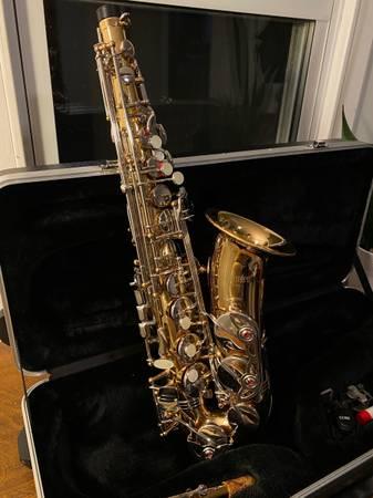 Photo Selmer Alto Saxophone - $700 (North Lima)
