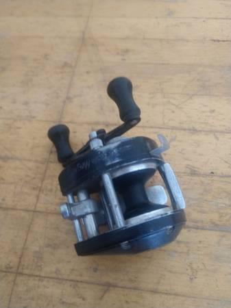 Photo Shimano Bantam Mag 10XSG Levelwind Baitcasting Fishing Reel - $25 (Cbell)