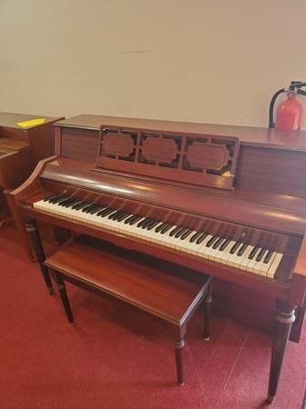 Photo USED PIANOS - $495 (Hermitage)