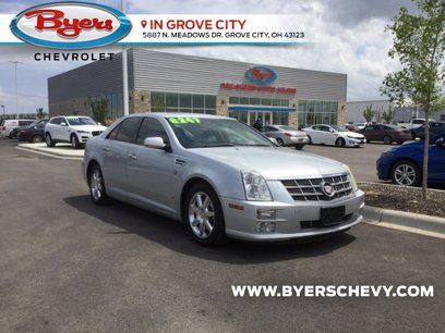 Photo Used 2009 Cadillac STS V8 for sale