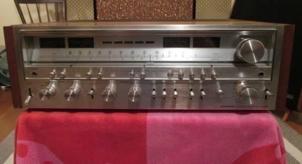 Photo Vintage PIONEER SX-980 AMFM Stereo Receiver quotLKquot - $1,200 ((NE OHIO))