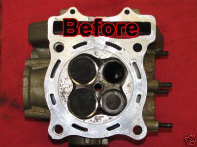 Photo 2013 Head, Cylinder And Engine Repair KTM, YAMAHA, SUZUKI, HONDA, KAWASAKI 250 350 400 450 52
